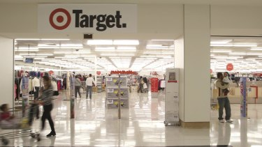 Many of Target's 290 large format stores won't be viable and store numbers will be slashed. Discussions with landlords will be held.