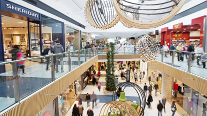 Clothes or shelter? Mall investors face mortgage dilemma