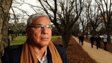 Warren Mundine is the PM's captain's pick for Liberal candidate in the seat of Gilmore.