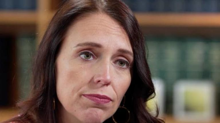 The line of questioning in Sunday night's 60 Minutes Australia interview at times appeared to leave Jacinda Ardern visibly uncomfortable