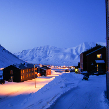 Anyone can live in Longyearbyen – with caveats.