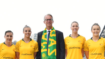 FFA seeking government investment of $120m for 2023 Women's World Cup