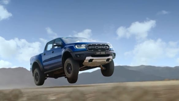'Airborne cars': Vehicle ads face review following complaints about dangerous driving
