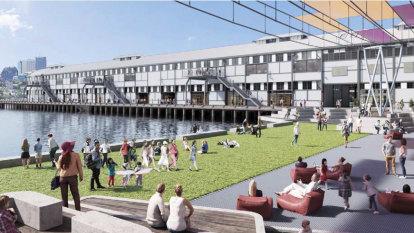 Construction on Walsh Bay's Pier 2/3 arts precinct set to 'begin soon'