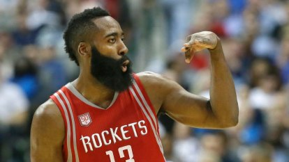 Harden shoot-athon helped Rockets to win over Timberwolves
