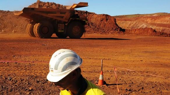 Atlas Iron in trading halt, pending control proposal announcement