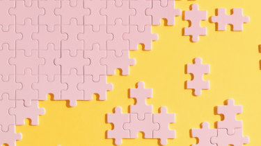Puzzles provide a mental break, while also offering a sense of achievement as we work towards a goal.