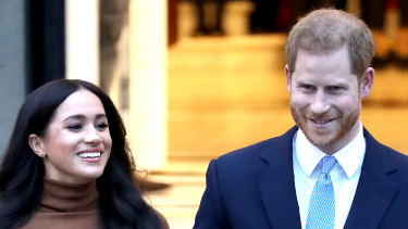 Prince Harry and Meghan: a contentious topic of conversation.