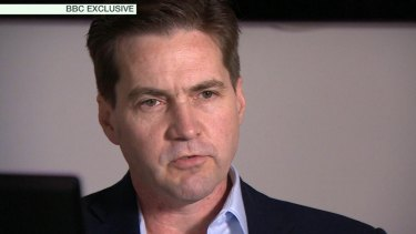 Craig Wright claims to have invented Bitcoin.