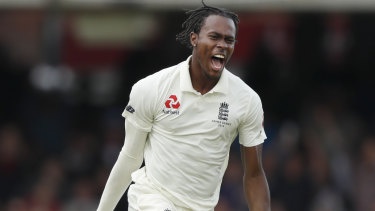 Jofra Archer's impact for England was immediate and brutal.