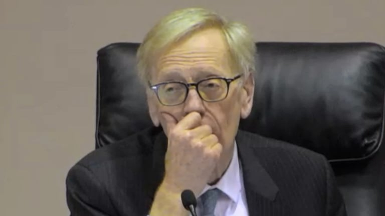 Commissioner Kenneth Hayne is hearing much evidence of shocking behaviour.