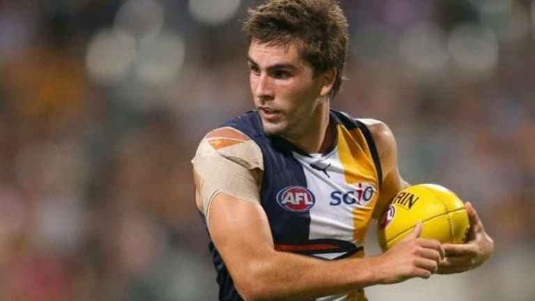 Free agent Andrew Gaff would add some polish to the St Kilda midfield.