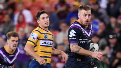 NRL Semi-final 2019 LIVE: Storm sprint out of the blocks against Eels