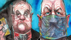 Scott Morrison, Josh Frydenberg and Philip Lowe are coming up with an economic plan to combat the impact of the coronavirus outbreak.