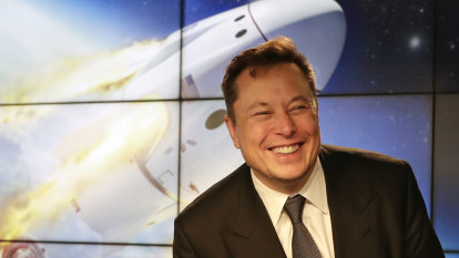Elon Musk eyes IPO to disrupt the internet - from space