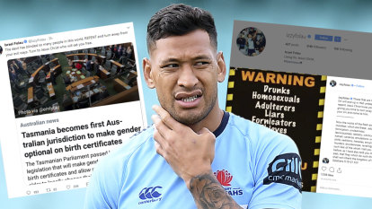 Six of the worst fallacies surrounding the Israel Folau case