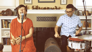 Gretchen Parlato & Mark Guiliana perform for These Digital Times