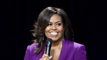 Former first lady Michelle Obama.