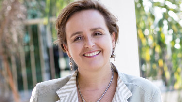 Briony Scott is the principal of Wenona School.