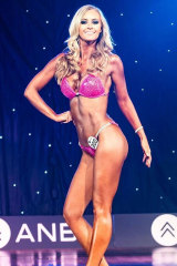 """Emma Hurst took up bodybuilding despite being told she was too old and could not be a vegan and bodybuilder: """"I was 37 and decided I wanted to get into the best shape of my life."""""""