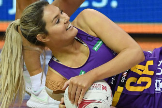 Gretel Bueta has done more than enough to warrant selection for the Diamonds.