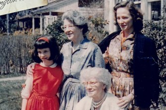 Four generations of Myers-Briggs women, from the documentary Persona: The Dark Truth Behind Personality Tests.