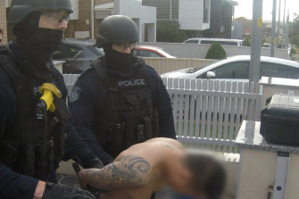 Police made 25 arrests, with 13 firearms seized as part of Operation Clampdown.