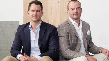 Leighton Pyke and Paris Lechte have bought Paul Little's development business.