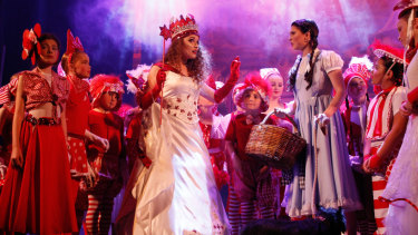 The Wizard of Oz is coming to the Regal Theatre in Subiaco.