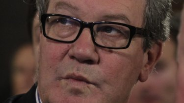 Outgoing Australian High Commissioner in London Alexander Downer