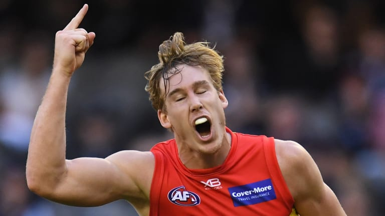 Tom Lynch will be heading to Richmond.