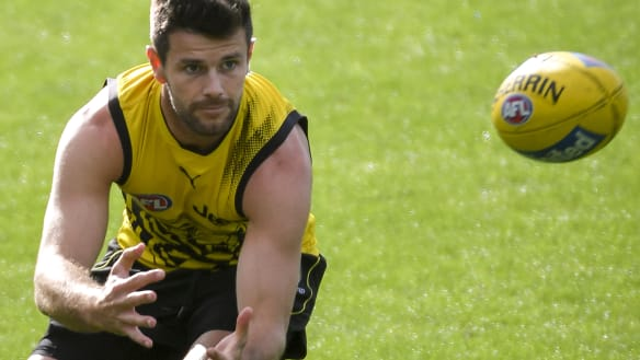 Richmond's core locked away for at least next three years