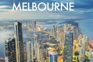 Fodor's Melbourne guide featuring incorrect image of the Gold Coast on the cover. Due for release in November 2019.