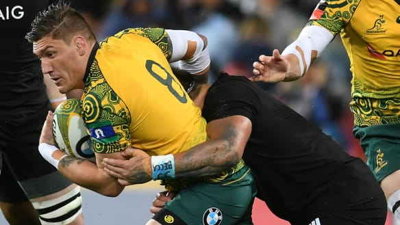 McMahon snubs Wallabies in another blow to Cheika's World Cup tilt
