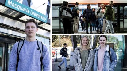 Commuters pour onto Sydney's new driverless trains, figures show