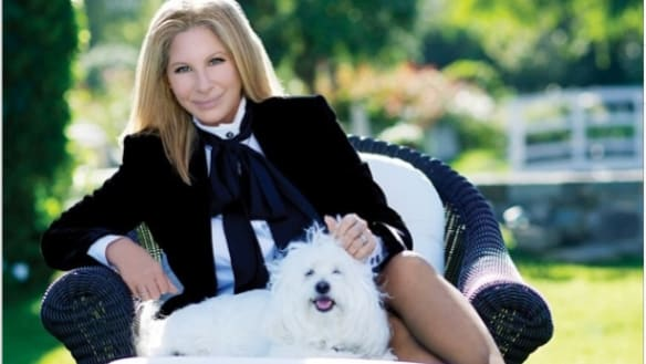 Barbra Streisand explains in her own words: Why I cloned my dog