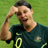 Sam Kerr wins two ESPY awards