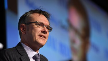 Guy Debelle, the Reserve Bank's deputy governor, has warned Australians' excessive debt could escalate a downturn.