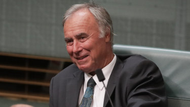 Liberal MP John Alexander says without a windfall tax for major projects, the government will struggle to pay down the debt accrued because of the coronavirus pandemic.