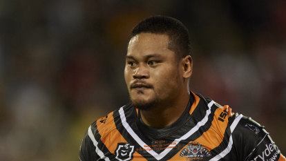 Joey Leilua cleared to return to Tigers bubble after personal leave