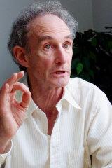 Scientist Bob May, 2018.
