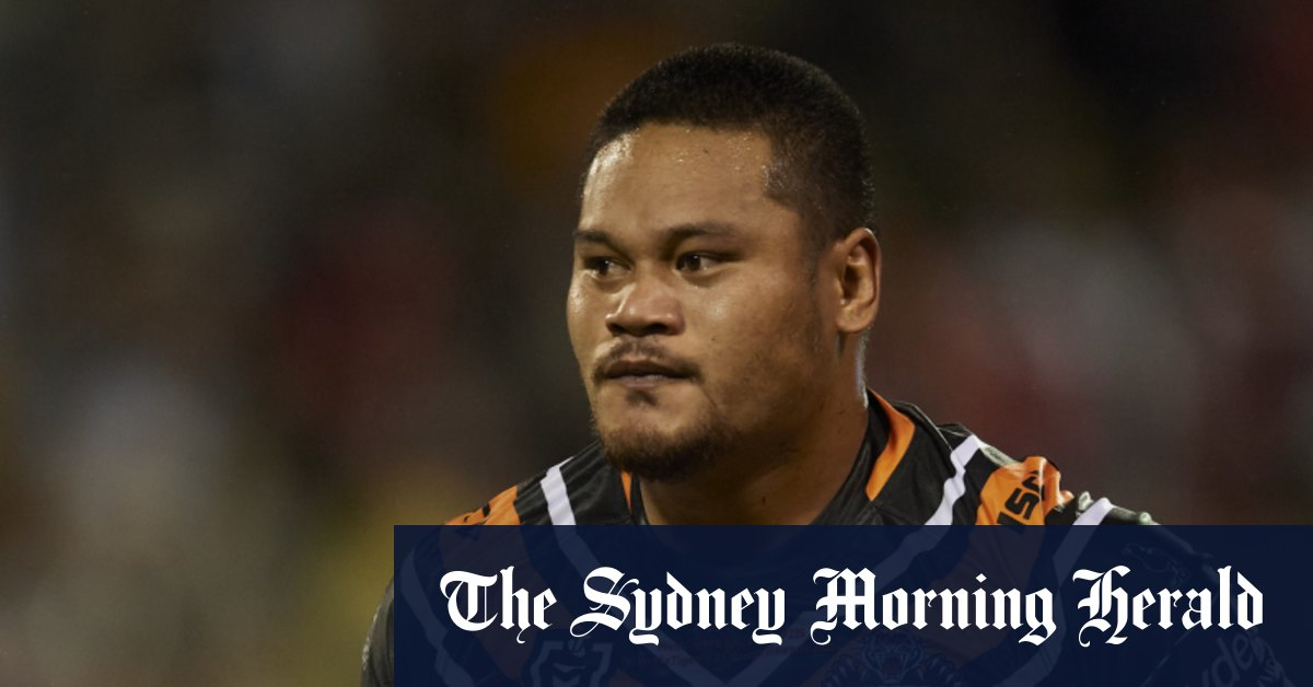 Joey Leilua takes personal leave from the Tigers – Sydney Morning Herald