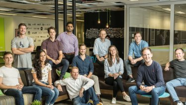 H2 Ventures accelerator included Russell Martin (DiviPay), Melissa Hurwitz, Zach Garak, Toby Heap, Daniel Kniaz (DiviPay), Pushpinder Bagga (DishMe), Joel Robbie, Ben Heap, Emily Taylor (Goodments), Tom Culver (Goodments), Thomas Brunskill and Justin Ozmotherly.