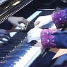 It survived three wars, now Gaza's only grand piano makes public debut