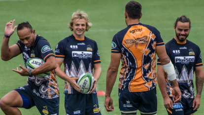 Brumbies search for attacking spark for Chiefs clash