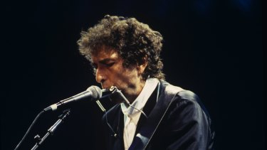 Bob Dylan is playing gigs around the country.