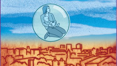 Illustration: Jim Pavlidis.