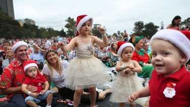 Christmas events such as Carols in the Domain are being cancelled or scaled back because of COVID-19.