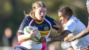 The Brumbies hope Tayla Stanford can be their X-factor on Sunday.
