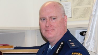 Former Newtown Superintendent Simon Hardman.